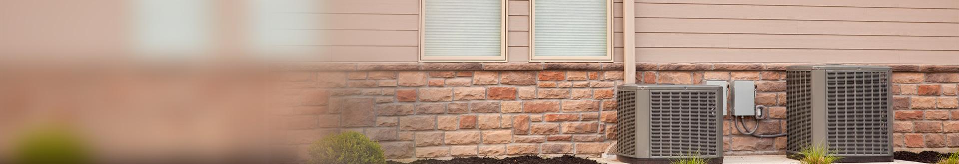 klimatyzacja zamontowana na ścianie